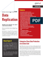 Open-E Data Replication