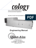 Ecology System Exhaust Hood Detailed