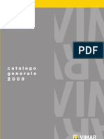 Catalogo generale vimar