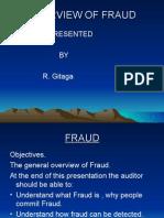 Fraud Investigation