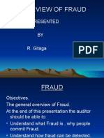 Fraud Investigation