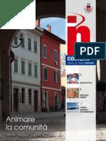Periodico comunale Brentonico maggio 2012