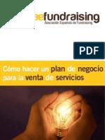 Plan Negocios para la venta de servicios