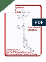 ProVent IPC Comparison Manual Letter