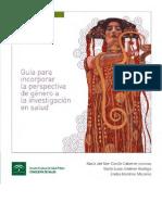 Guía para incorporar la perspectiva de género a la investigación en salud