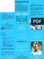Tract de Tauhiti Nena - Législatives 2012