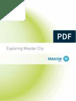 Exploring Masdar City Site Tour Booklet