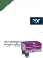 Penicilinas de Amplio Espectro-farmacologia 2