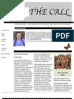 THE CALL ~ May 2012