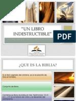 Un Libro Indestructible