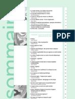 Urgences Psychiatriques Et Interventions de Crise C11