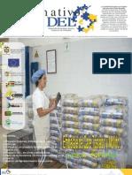 Boletin Informativo del pyoyecto de Desarrollo Económico Local y Comercio de Colombia