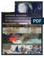 Extreme Weather Climate Preparedness