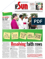 TheSun 2008-12-26 Page01 Resolving Faith Rows