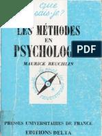 Les méthodes_en_psychologie