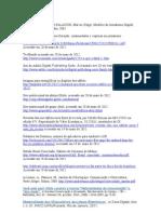Bibliografia Para Webjornalismo e Revista