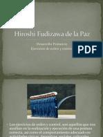 Hiroshi Fudizawa de La Paz