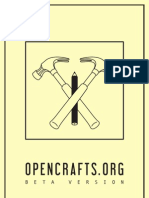Opencrafts.org Beta Version