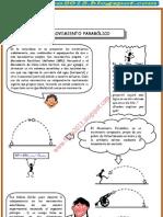 Capitulo 5 -Movimiento Parab0lico - Teoria Ejercicios - Nivel Elemental
