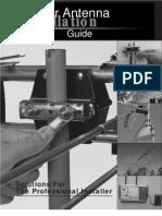 Antenna Installation Guide
