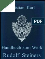 Christian Karl - Handbuch zum Werk Rudolf Steiners
