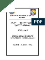 PEI_2007-2010_DIRESA ANCASH