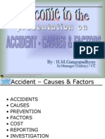 Accident - Causes & Factors