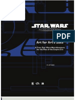 Star Wars D20 Module - Art for Arts Sake