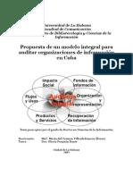 Auditoria Integral CUBA