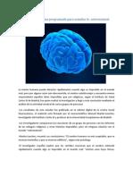 El Cerebro Humano Program Ado Para Asimilar Lo Sob Re Natural