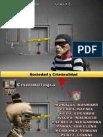 Sociedad y Criminal Id Ad Por Rafael Yarum Ochoa Garcia