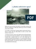 El Diluvio