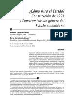 Cómo mira el Estado Colombiano - Cespedes, Sarmiento