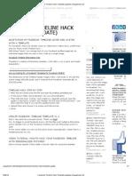 Facebook Timeline Hack Template (Update) _ rock