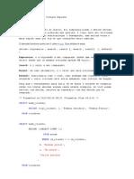 Manual de PLSQL COM Códigos Rápidos