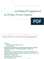 Equipment at HPS