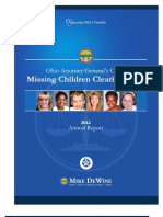 5_9_12 Missing Children Clearinghouse Annual Report for 2011