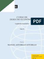 Curso de Derecho Economico_legislacion Economica Tomo Ii_manuel Astudillo