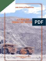 Curso de Derecho Minero-CARMEN ANSALDI