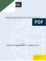 Procedimiento Ejecutivo-german Hermosilla