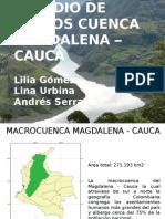 Cuanca Magdalena - Cauca Expo