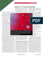 Bio Medical Applications of Nanotechnology