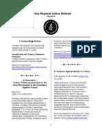 May 2012 TURKRAN Newsletter