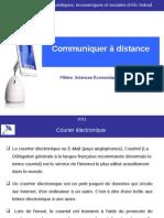3_communiquer à distance