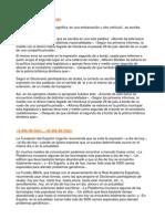 Diccionario de Emergencia Español