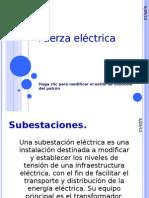 FUERZA ELECTRICA UNIDAD 8