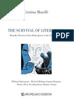 Marelli-Survival of Literature-Introduction and Part 2 Ch. 3 - Art Spiegelman's Maus