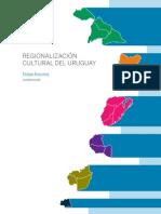 Regionalizacion Cultural Del Uruguay-Arocena