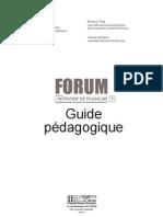 Forum 1 Guide_peda-f1