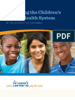 Executive Summary - CLC Children's Mental Health Plan